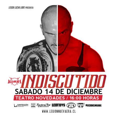Legión Lucha Libre - Indiscutido 2019