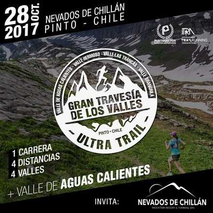 GRAN TRAVESÍA DE LOS VALLES ULTRA TRAIL