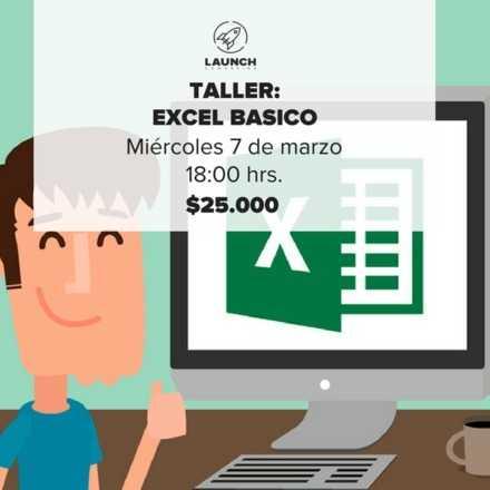 Taller: Excel Básico