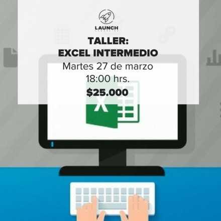 Taller: Excel Intermedio
