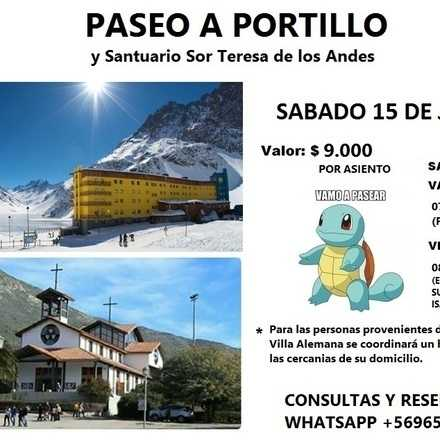 Paseo a Portillo 2017