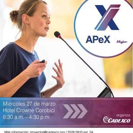 APEX mujer