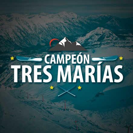 Campeón 3 Marías