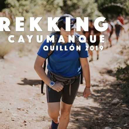 2º Trekking al Cerro Cayumanque Invierno Quillón 2019