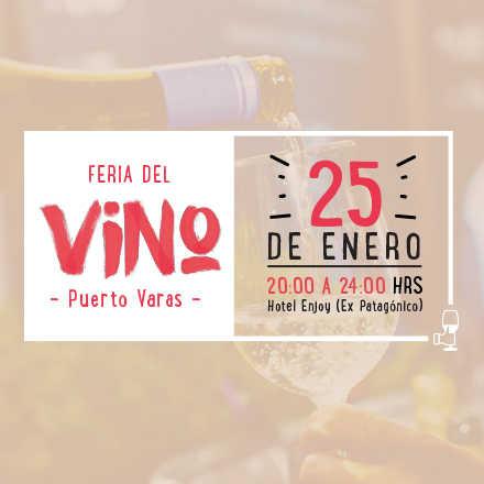 Feria del Vino de Puerto Varas 2018