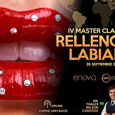 IV Master Class Relleno Labial