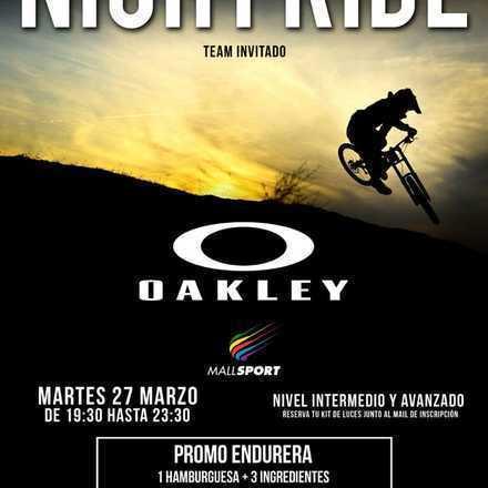 Night Ride by Oakley