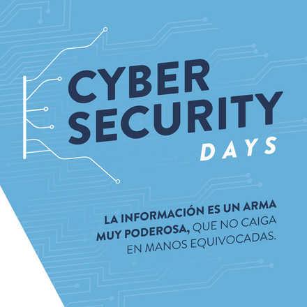 CyberSecurity Days Poli 2019