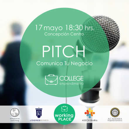 Charla Gratuita Power Pitch