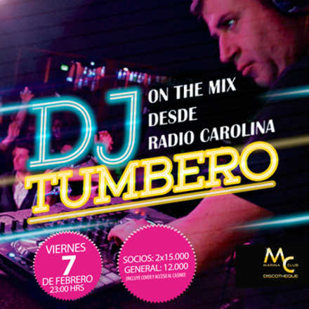 DJ Tumbero On the Mix