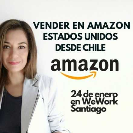 Vender en Amazon Estados Unidos desde Chile