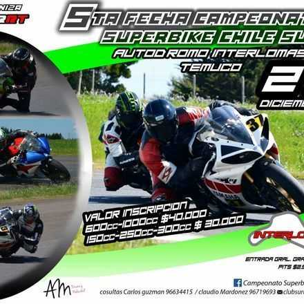 Campeonato Superbike Chile Sur