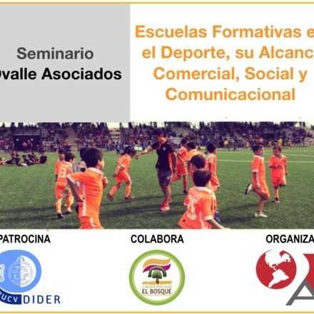 Escuelas Formativas en el Deporte, su Alcance Comercial, Social y Comunicacional