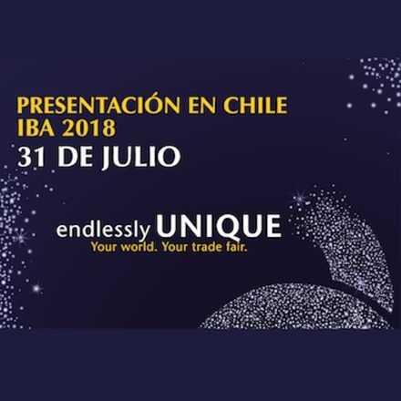 Presentación en Chile de Iba 2018