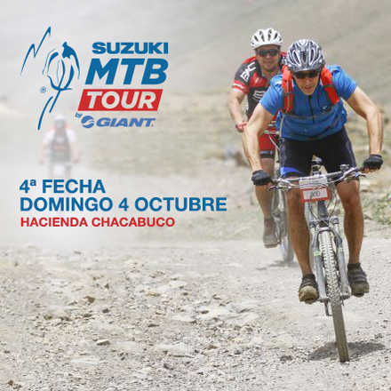 Suzuki Mountain Bike Tour by Giant 4ª Fecha 2015