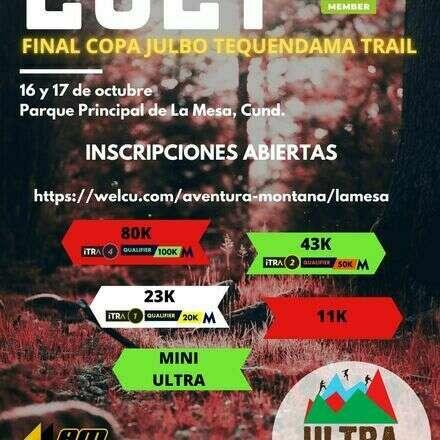 """Ultra La Mesa """"Ruta Los Miradores"""" 2021"""