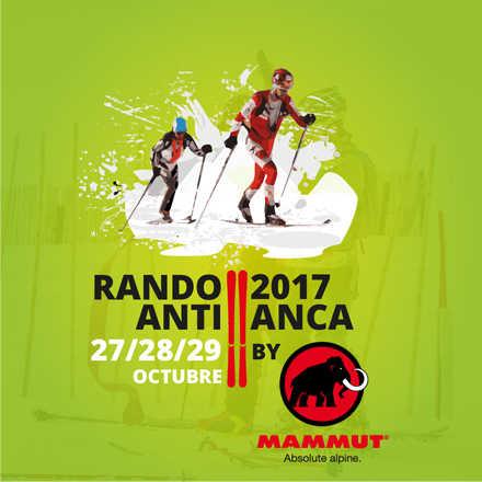 Rando Antillanca 2017 by Mammut