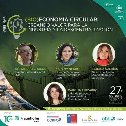 (Bio) economía circular: creando valor para la industria y la descentralización