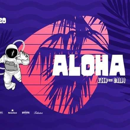COMPRA DE ENTRADAS ///KEEP CALM EDICON ALOHA (ESTE TICKET SE CANCELA EN PUERTA)