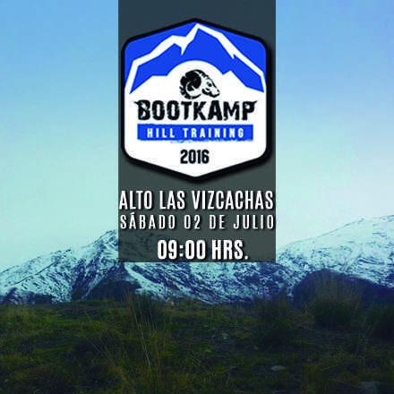 Hill Training - Alto Las Vizcachas - 4º Fecha 2016