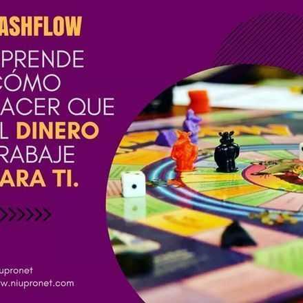 Eleva tu IQ Financiero con Simulador Financiero CashFlow - 23/08
