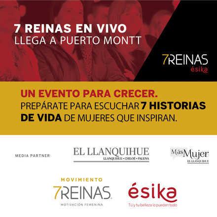 7 Reinas Esika Puerto Montt