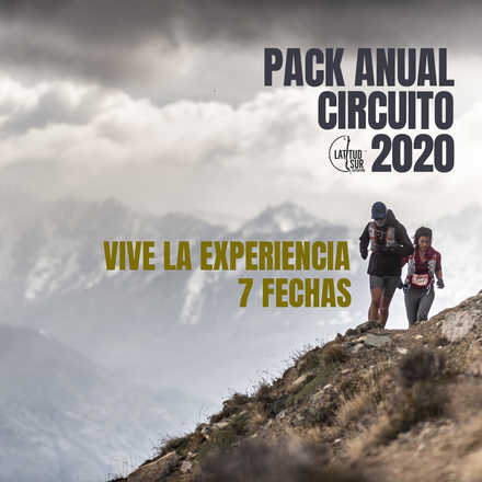Pack Circuito Trail Running 2020