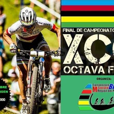 XCO FINAL REGIONAL - TALCA  - 8° Fecha Campeonato Mtb Región del Maule