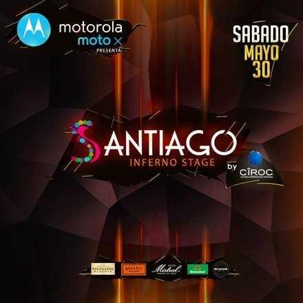 Motorola Presenta SANTIAGO STAGE INFERNO