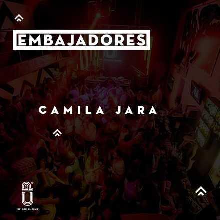 CAMILA JARA - Maldición Gitana Martes 17.01