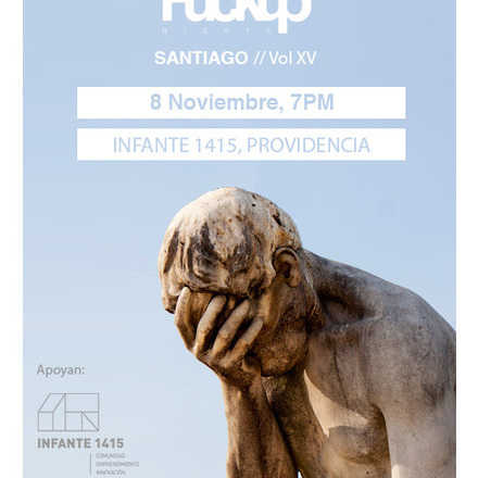 Fuckup Nights Santiago Vol. XV
