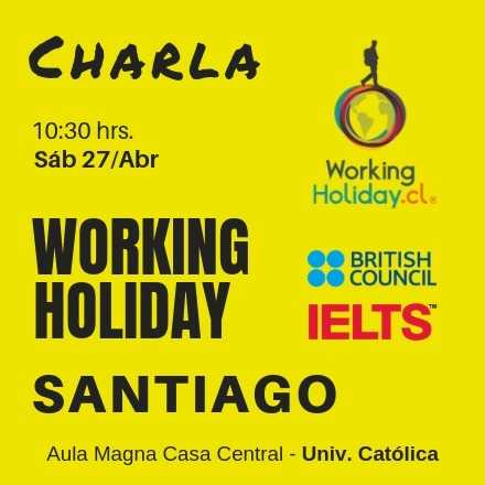 Working Holiday Santiago 2019