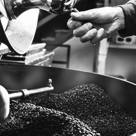 Ensei Neto,  técnicas avanzadas de torrefacción del café