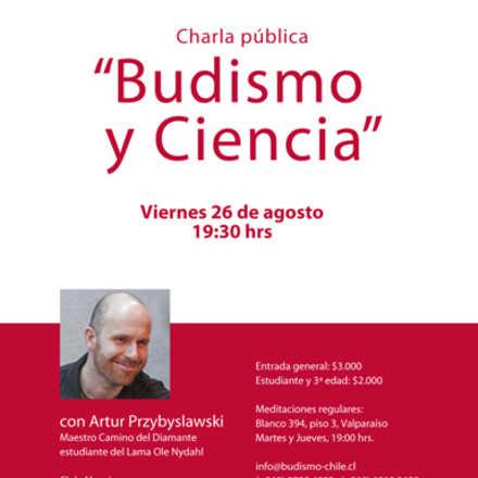 Valparaíso, Artur Przybyslawski : Budismo y Ciencia