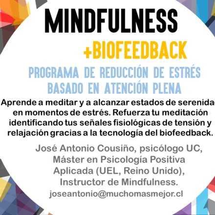 Taller de Mindfulness + biofeedback