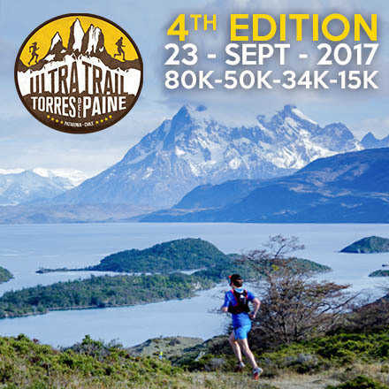 Ultra Trail Torres del Paine 2017