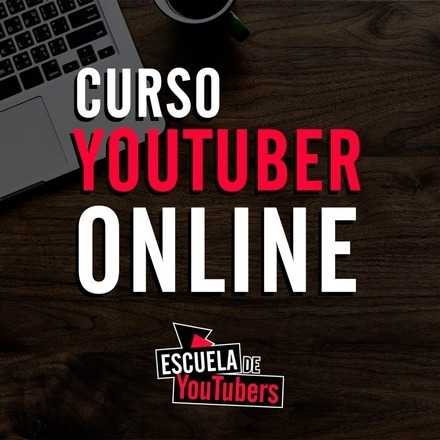 CURSO YOUTUBER ONLINE