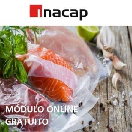 Modulo Online GRATUITO. Técnicas de cocina al vacío; Sous Vide (Sin horario)