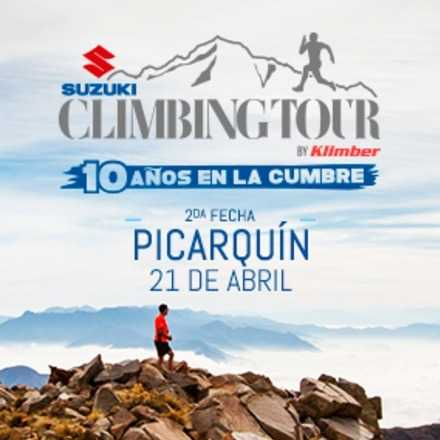 Climbing Tour 2da Fecha 2018. 21 de abril