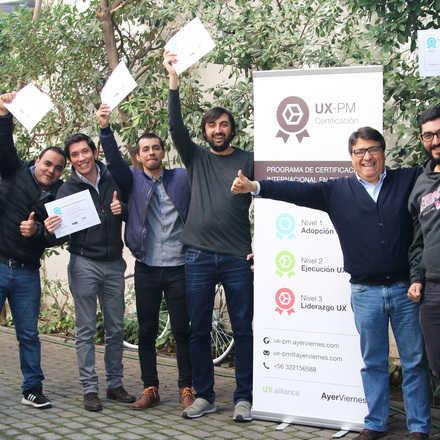 Programa de Entrenamiento y Certificación UX: Nivel 2 Ejecución UX