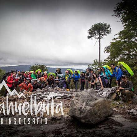 Trekking Desafío Nahuelbuta 2018