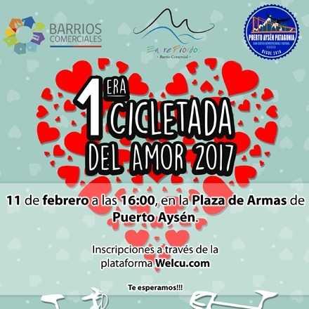 1era Cicletada del Amor