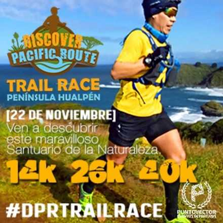 Discover Pacific Route [Trail Race] 14k - 26k - 40k
