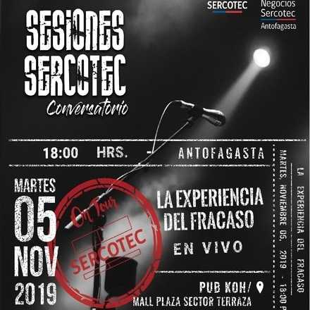 SESIONES SERCOTEC ON TOUR