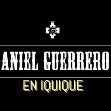 Daniel Guerrero en Iquique
