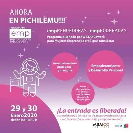 EMP Pichilemu