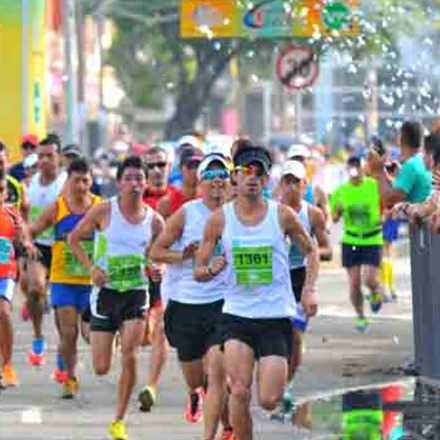 Media Maratón Cali