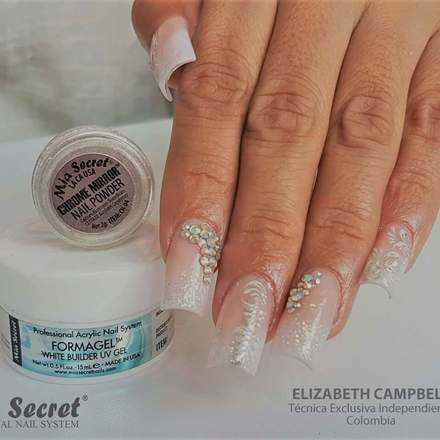 Demostracion Gratuita Productos Mia Secret Profesional Nail System