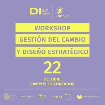 Workshop - Gestión de Cambio y Diseño Estratégico - Kintaxión
