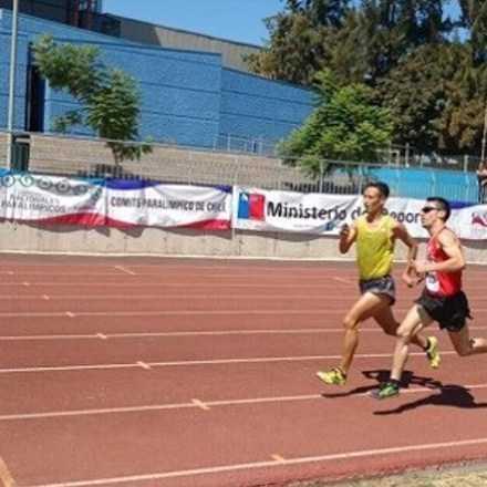 Campeonato Nacional de Para-Atletismo 2° Fecha 2018